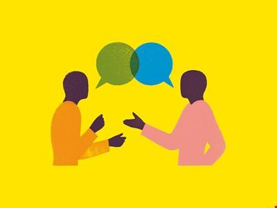 Versterkend gesprek