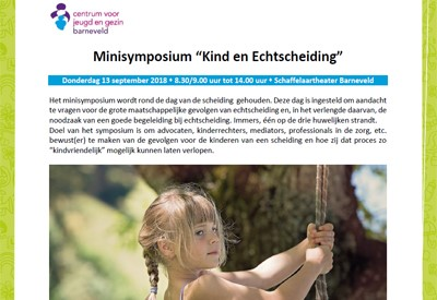 Download PDF: Uitnodiging - Minisymposium Kind en Echtscheiding 13 september  2018.pdf