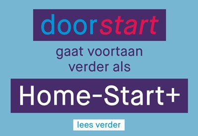 Humanitas: Doorstart wordt Home-Start+